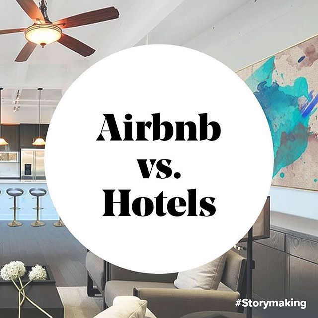 "Airbnb doesn't own a single piece of real estate, but owns individualized and hyper-local experiences. The hotel biz could win this war, but only if it makes ""sweeping changes in hotel storytelling."" Read the article from the link in our profile 👆"