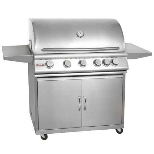 "Blaze 40"" 5 Burner Grill"