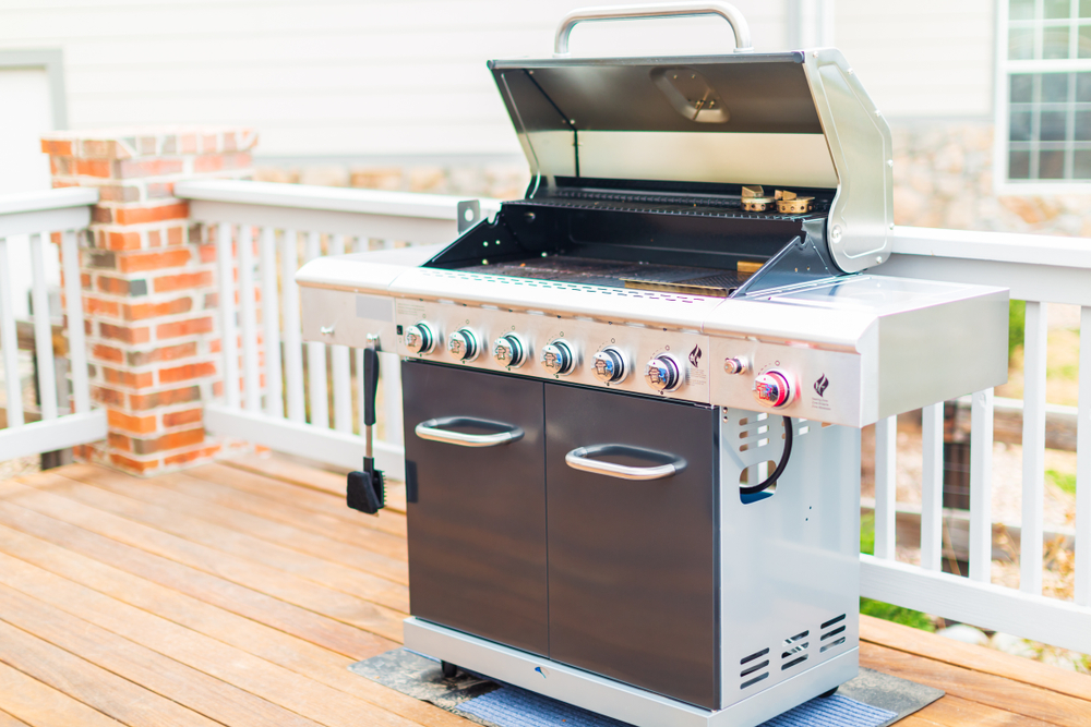 A Z Buying Guide For Built In Gas Grills