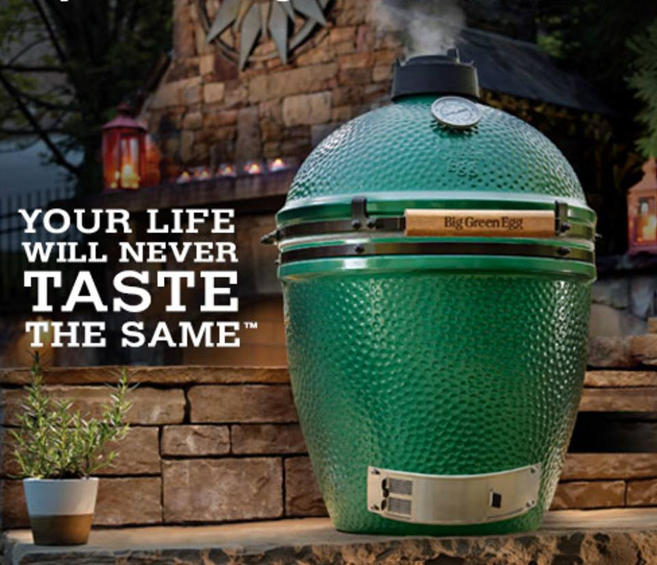 big green egg okc
