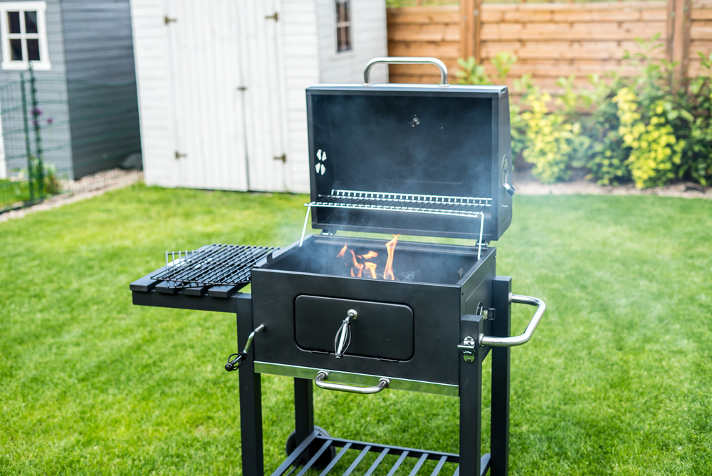 pellet grill and smoker