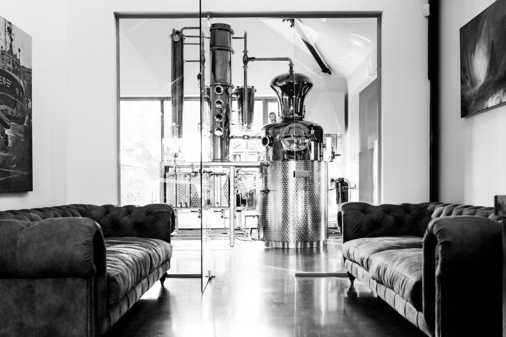 Distillery & Bar -