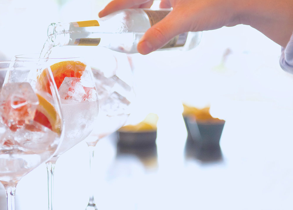 ENJOY your gin at THE BOATHOUSE - Finally, to complete your Gin School experience, you'll head over to our distillery bar at The Boathouse to taste your newly created gin with a range of garnishes and tonics whilst enjoying the estuary view.