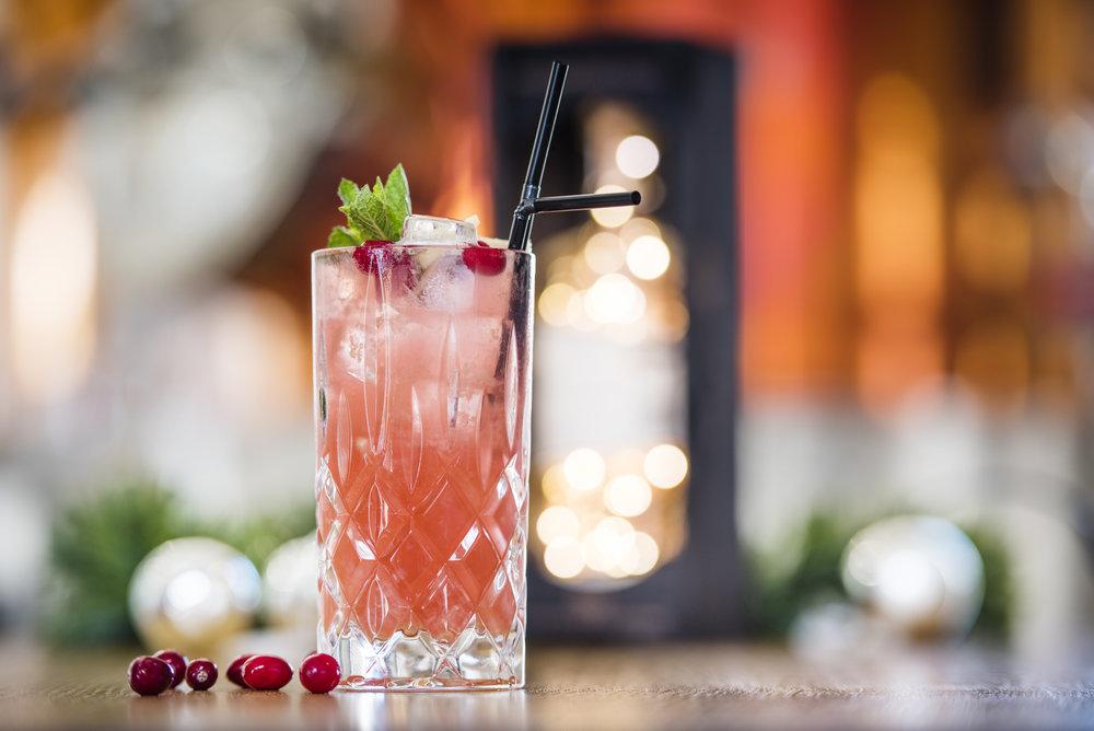 Salcombe Gin Christmas GINgle Cocktail