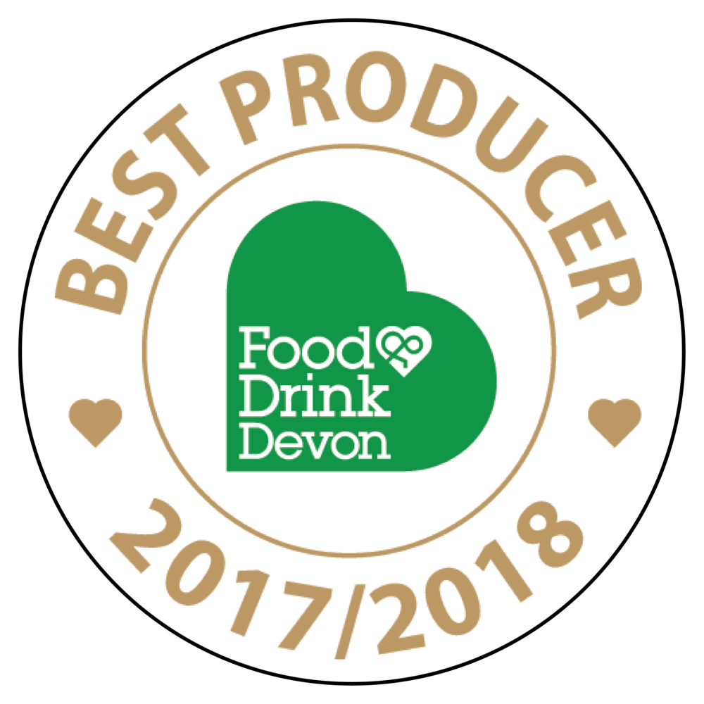Food & Drink Devon Best Producer 2017/2018