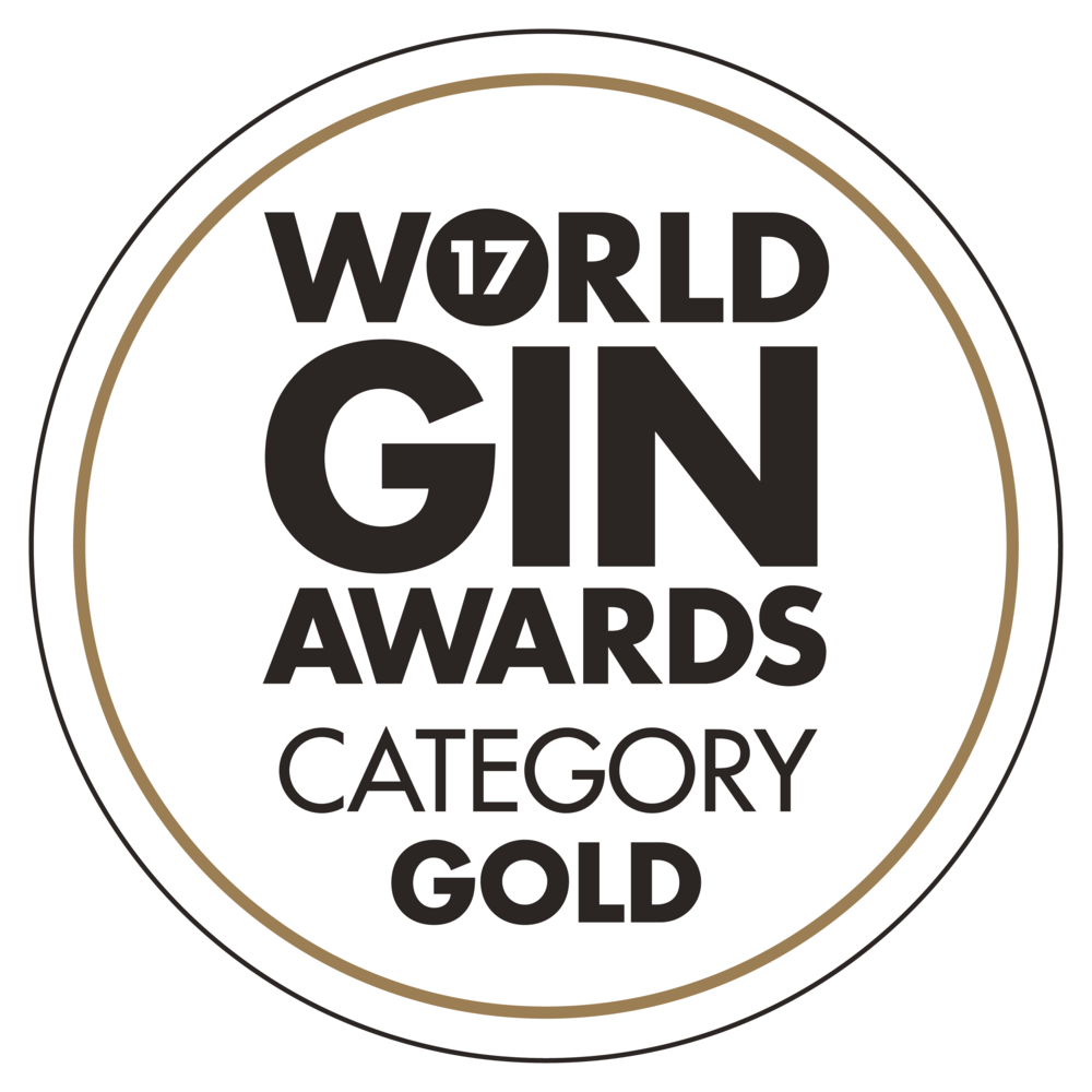 World Gin Awards Gold 2017