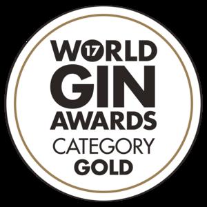 World Gin Awards Gold 2017