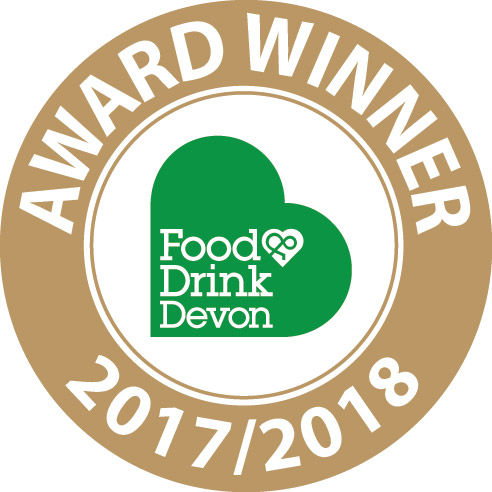 Food & Drink Devon Best Training School 2017/2018