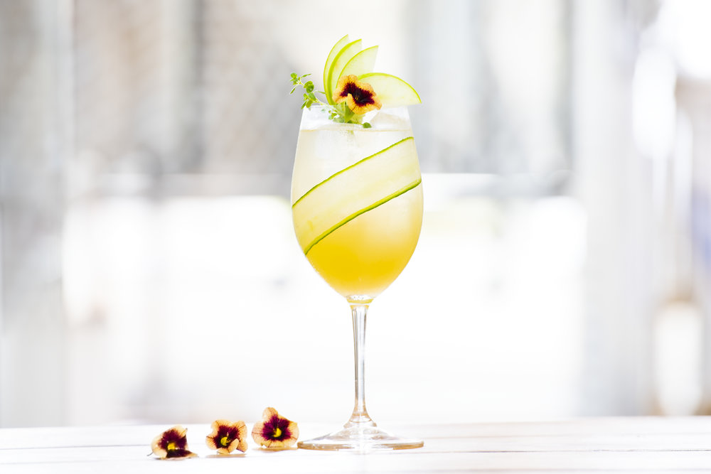 Salcombe Gin 'Appabella' Cocktail