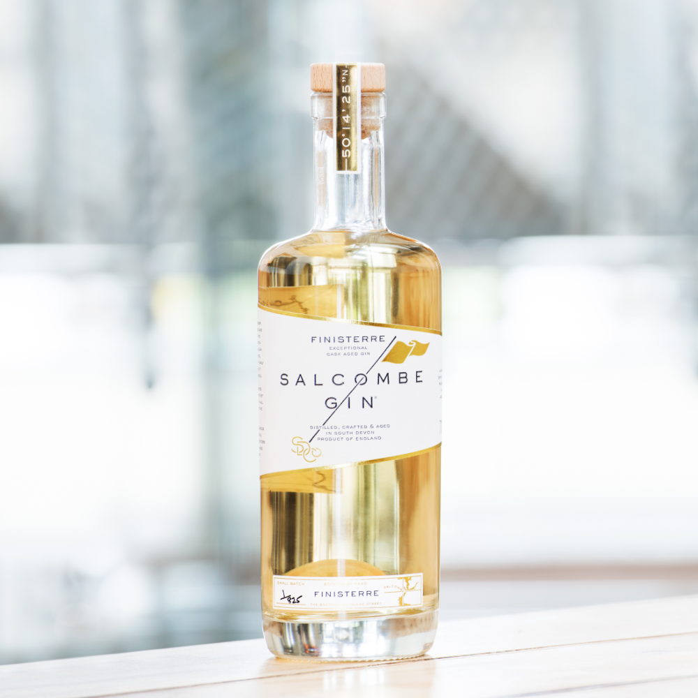 CASK AGED GIN -