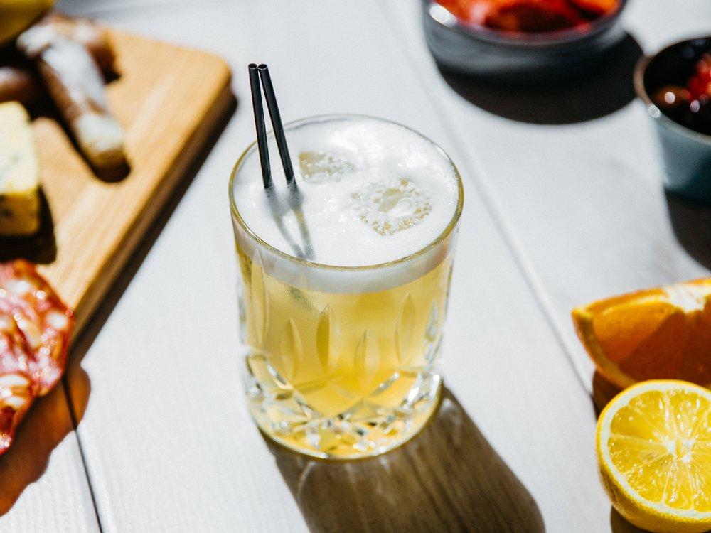 Salcombe Gin Salcombe 75 Cocktail