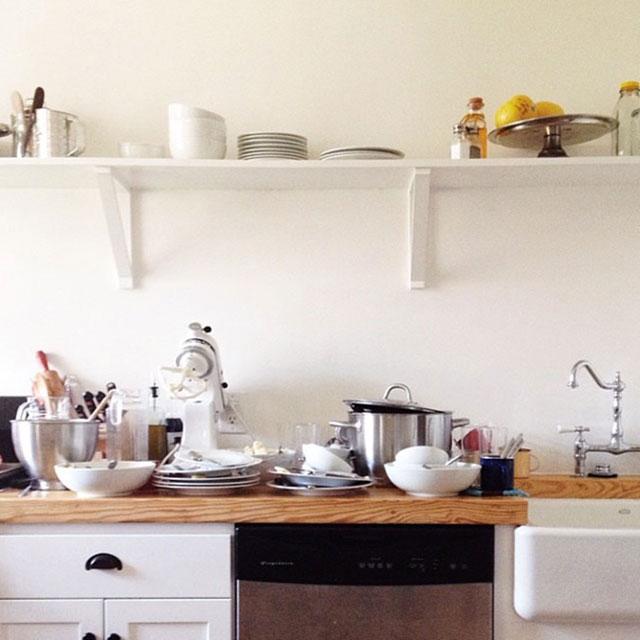 En la cocina de Amanda Jane Jones