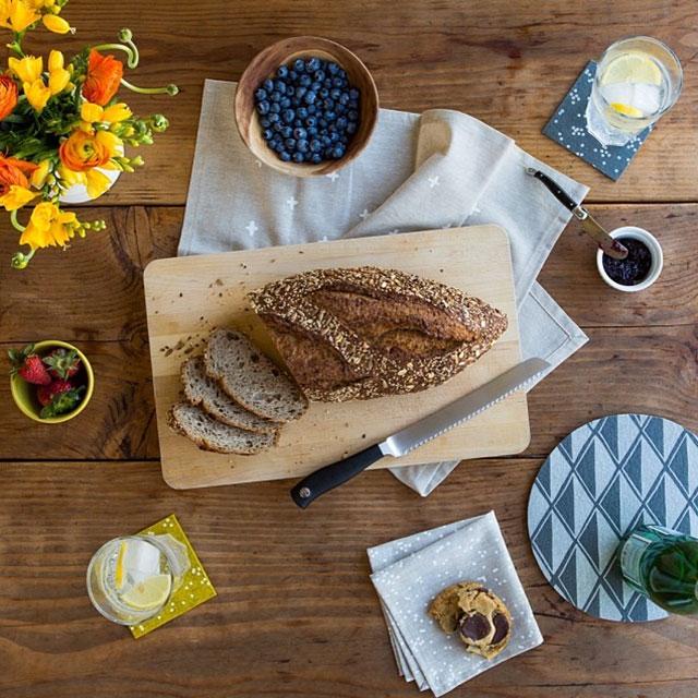 Desayunando con Erin Dollar