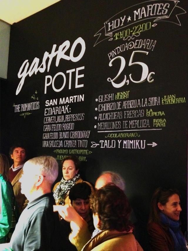 El Gastro-Pote de San Martin