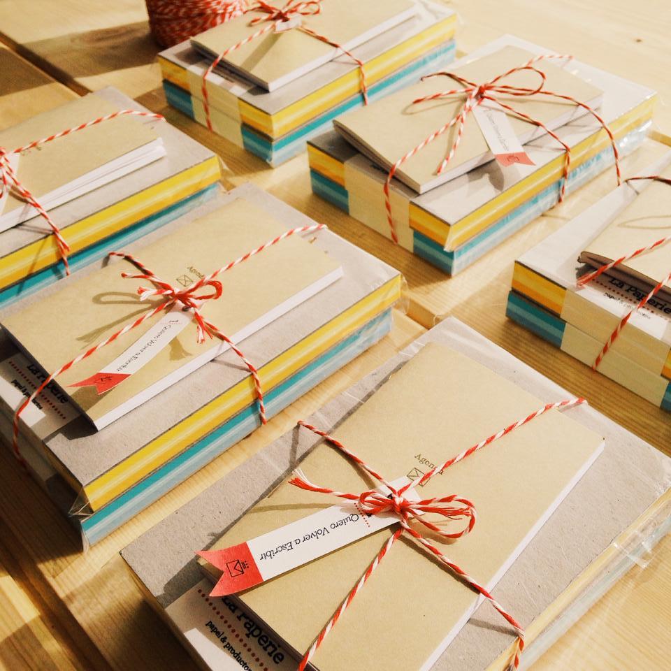 """Los packs """"Quiero Volver a Escribir"""" son ideales para regalar!"""