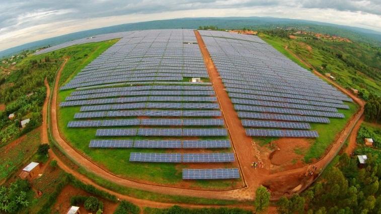 PIDG facility Emerging Africa Infrastructure Fund's solar power project, Gigawatt, Rwanda