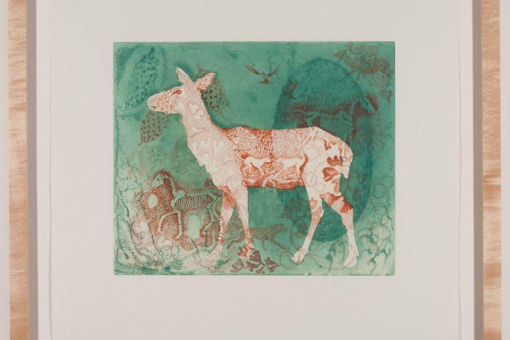 - 2012 Jordan Schnitzer Printmaking Residency