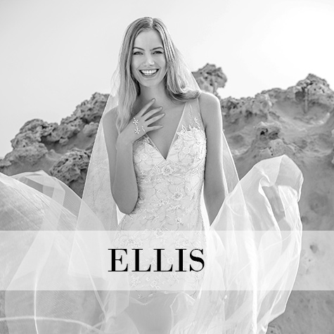 Ellis Bridal gowns at Geny's Bridal Nashville