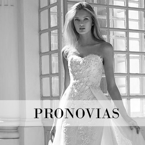 Pronovias wedding gowns at Geny's Bridal Nashville