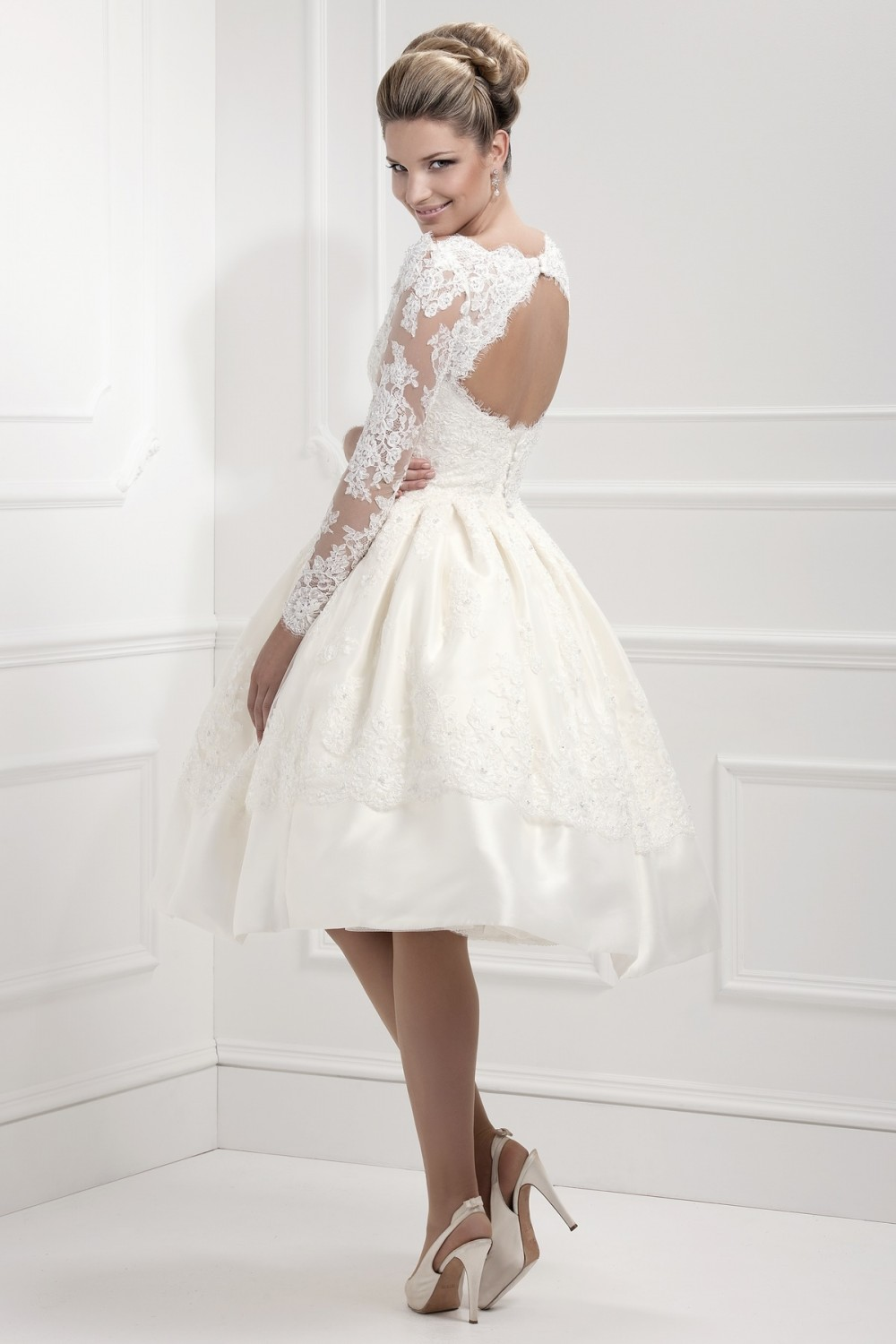 Wedding Dress Styles & Silhouettes — Geny\'s Flowers and Bridal