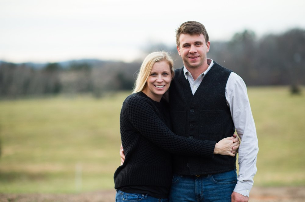 owners Sara & Zach Miller. photo by Sarah Cramer Shields.