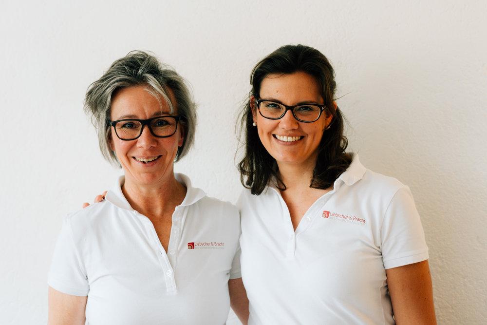 Marion Padoan & Sabine Riedel - Heilpraktikerinnen und LNB -Schmerztherapeutinnen
