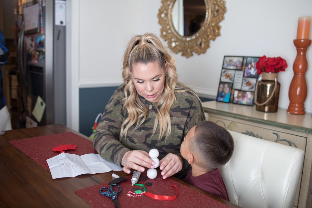 kailyn lowry lincoln russell kids crafting pinterest