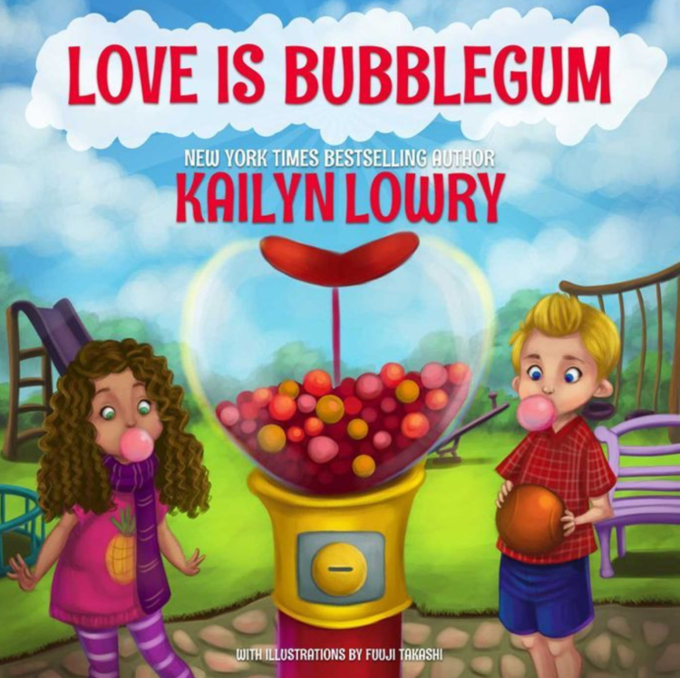 PURCHASE Love is Bubblegum Here