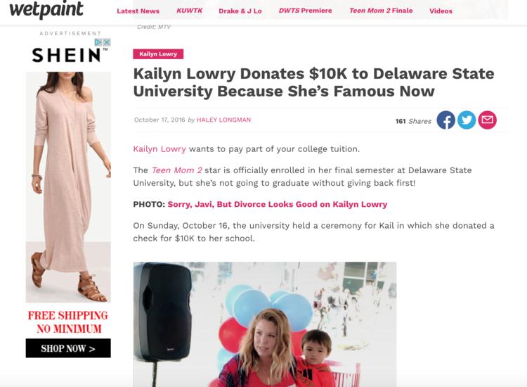 kail-lowry-dsu-donation