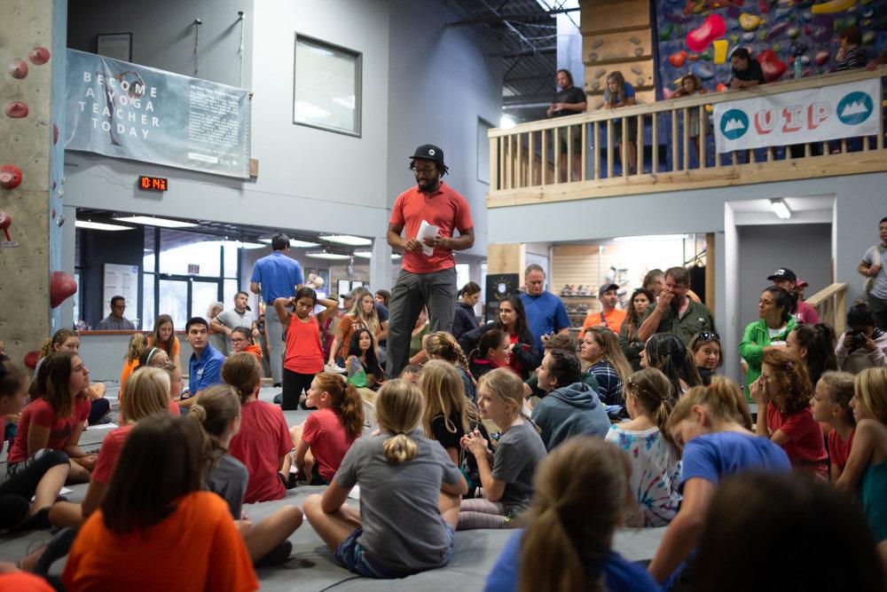 Bouldering Season 2018 -