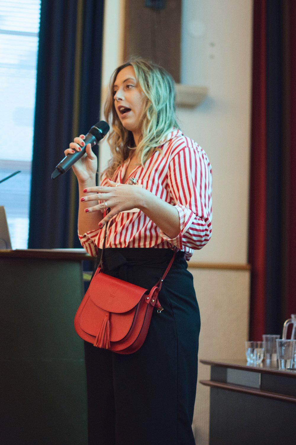 IANN Presents: How to Develop a Powerful Personal Brand - Aleksandra Dragozet Speaker