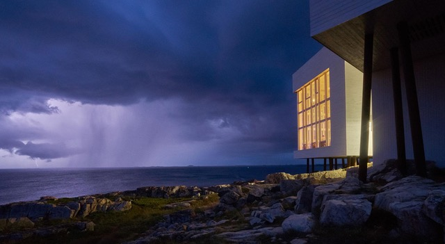 Photo by Fogo Island Inn