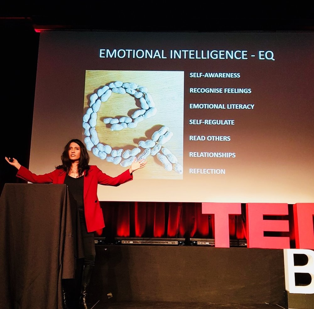 Emotional Intelligence: The Key to Success, Tedx Bergen Oct 2017