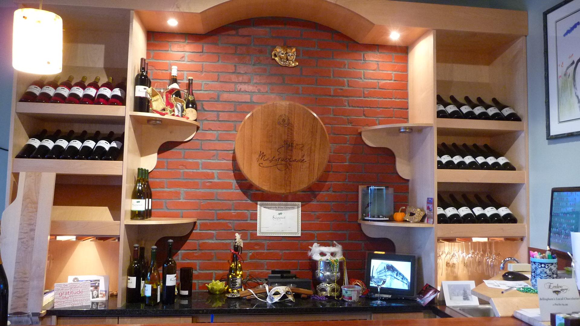 Masquerade Wine Company in Bellingham
