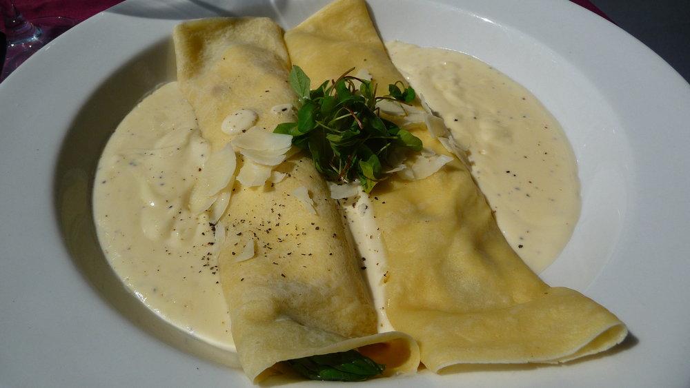 5-14-14 Pasta GiGi's Signature Dish-crespelle