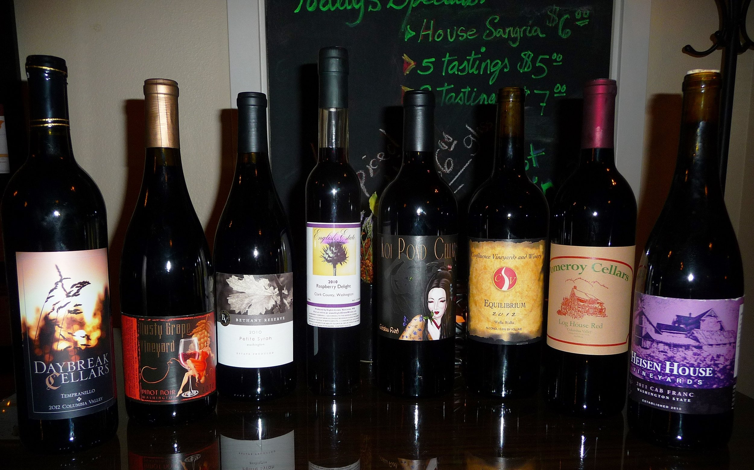 Our area wineries continue to grow and, with that, so does our selection of fabulous Thanksgiving dinner pairings