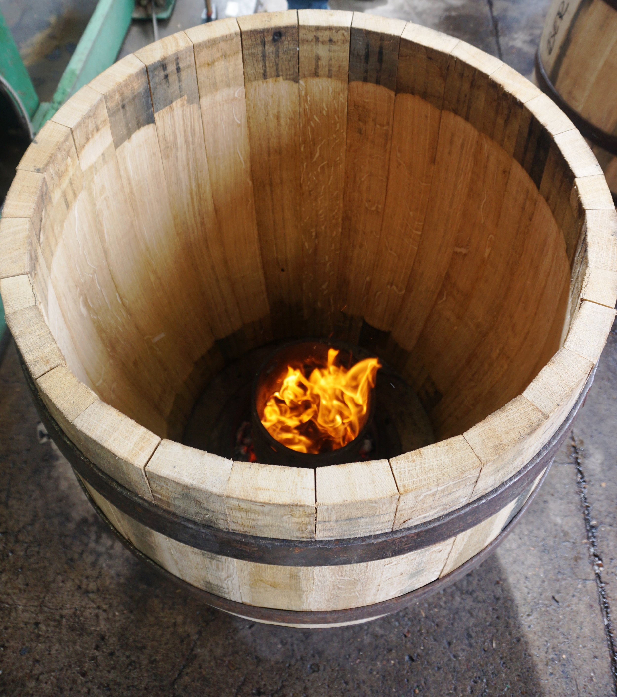 "Oregon Barrel Works in McMinnville, OR seeks to keep the centuries-old trade of coopering alive and spread Oregon's reputation as a premium oak producer one barrel at a time by blending ""old world tradition with new world innovation."" Viki Eierdam"