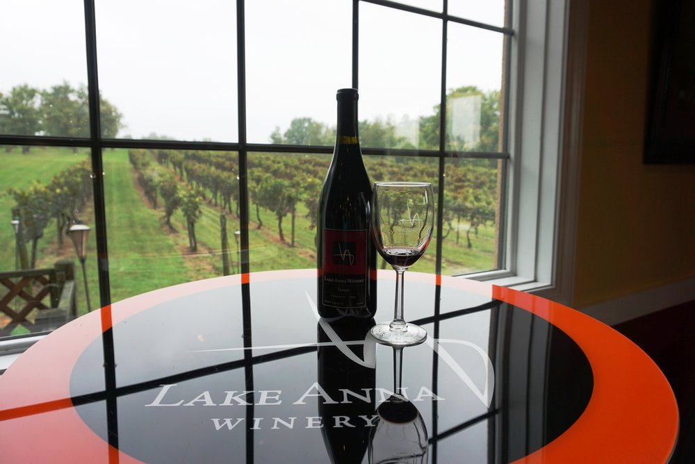 The immediate warmth and hospitality at Lake Anna Winery make it well worth venturing a few minutes off the beaten path of the Monticello Wine Trail to taste their award-winning 2010 Tannat. Viki Eierdam