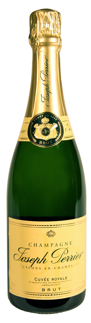 The marketing budget of Joseph Perrier is slim to none so consumers will find their Cuvée Royale Brut NV for as low as $35 per bottle. BevMo!