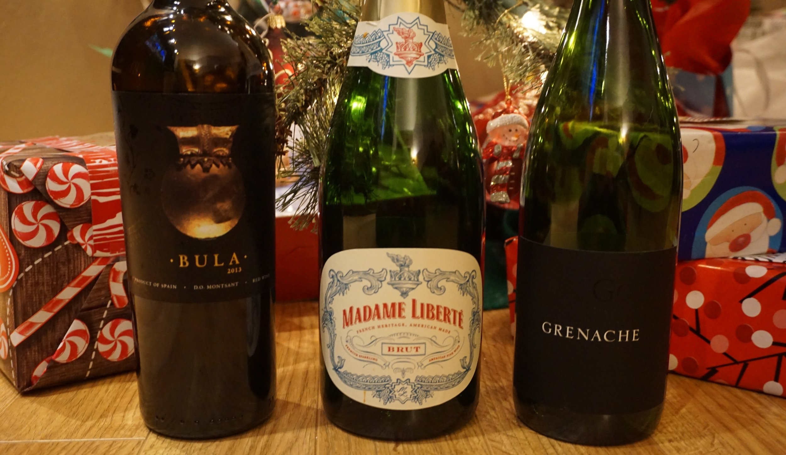 When compiling a shopping list, don't forget some standout wines to showcase those special-occasion Christmas and New Year's menus. Viki Eierdam