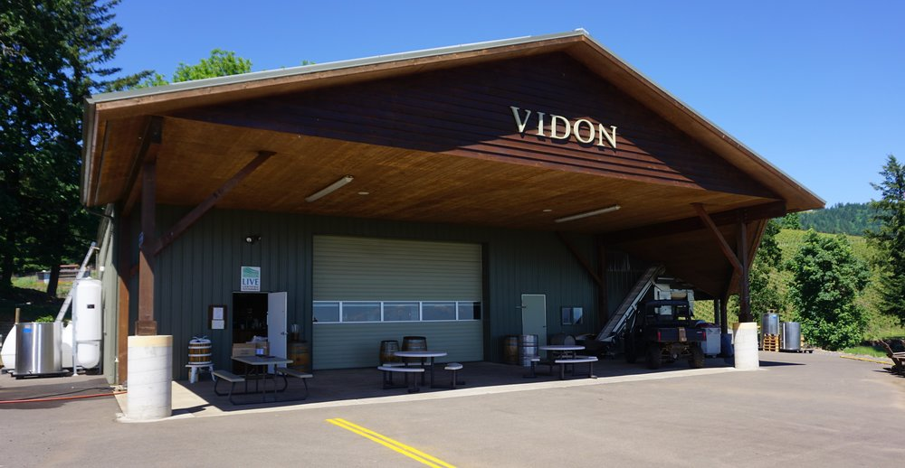 Vidon Vineyard is one of a growing number of Willamette Valley vineyards committed to the Carbon Reduction Challenge (CRC)—a winery program that addresses and attempts to reduce greenhouse gas. Dan Eierdam.