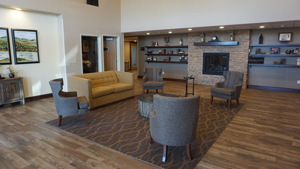 As a Best Western Plus property,  Vintage Valley Inn  is immediately cozy and inviting. Viki Eierdam