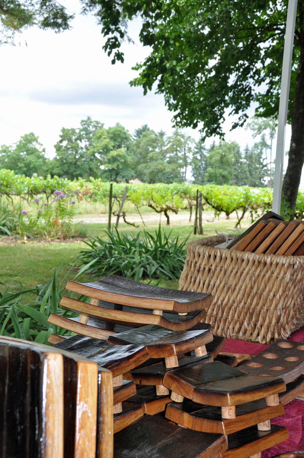 Photo courtesy of English Estate Winery
