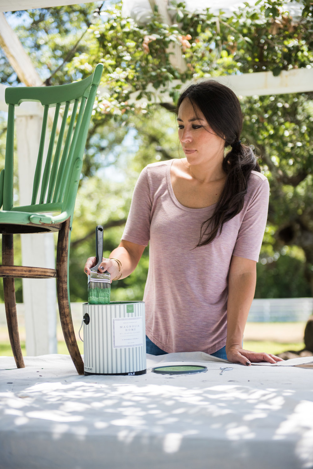 Miller Paint is now the place to find Magnolia Home by Joanna Gaines Paint in the Pacific Northwest. Photo courtesy of Magnolia Home by Joanna Gaines Paint.