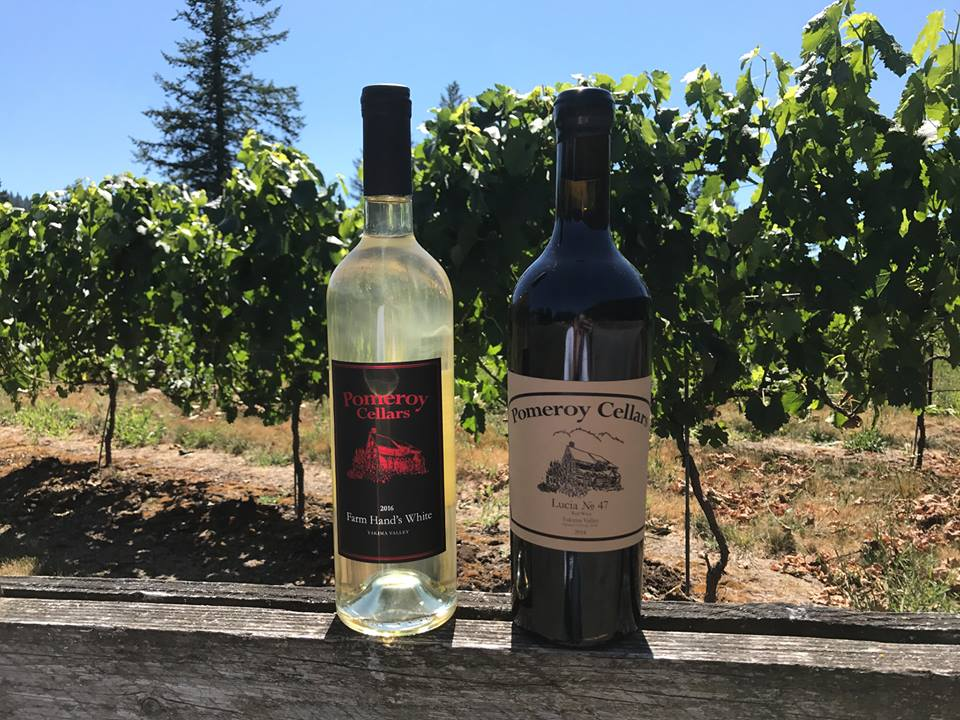 Pomeroy Cellars is still raising a glass to their recent wins at the Northwest Wine Summit. Photo provided.