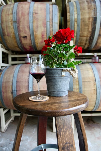 Tasting room of Stavalaura Vineyards. Courtesy of SW Washington Winery Assn.
