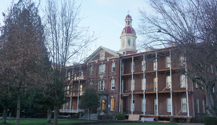 The Providence Academy, which has stood sentry at the Fort Vancouver National Historic Site since 1873, has recently seen vital facelifts to usher in a new era. Viki Eierdam