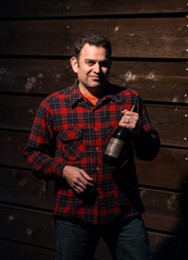 Matt Berson, vintner and winery owner of Love & Squalor. Photo provided.