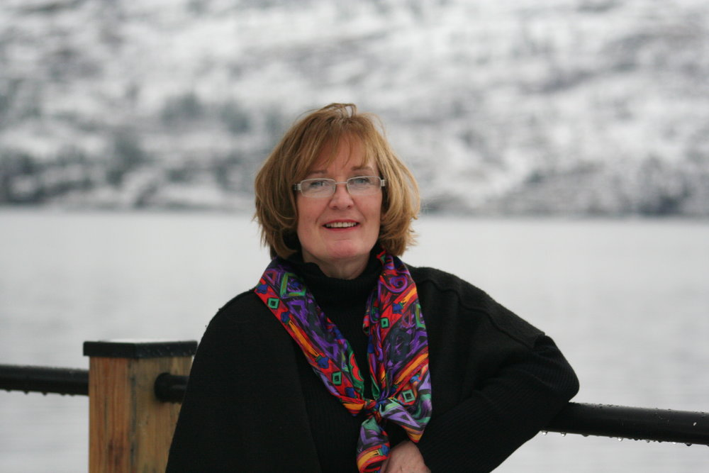 Donna Faigaux, manager of BC Wine Information Centre