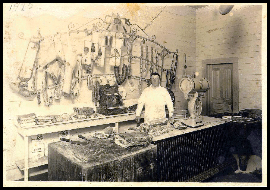 Constante Panizzera circa 1920